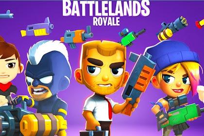 Download Battlelands Royale Mod v0.7.0 Apk Terbaru Unlimited Ammo