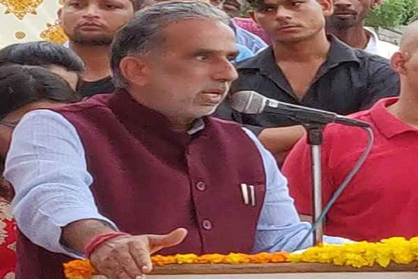 minister-krishan-pal-gurjar-inform-palwal-alleviated-pul-completed-in-4-month
