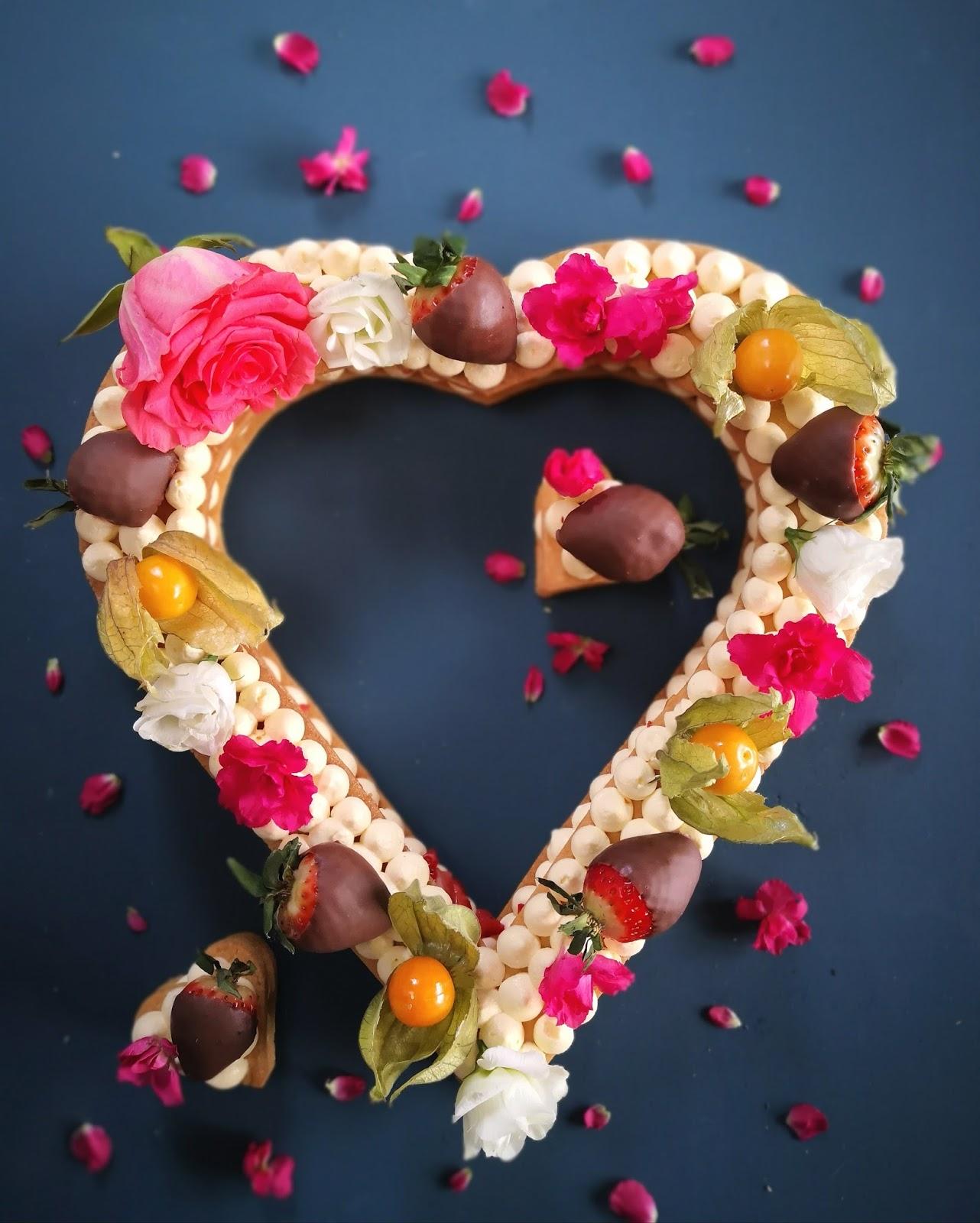 Valentinstag Letter Number Cake Fur Den Liebsten