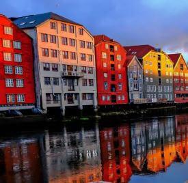 ماهي أكبر المدن في النرويج