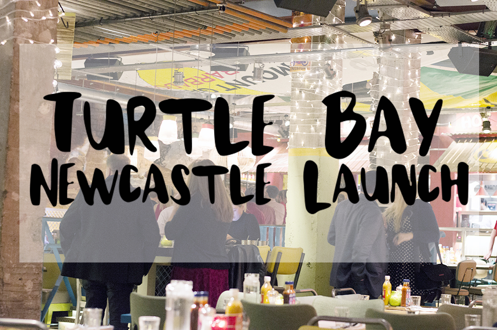 Turtle Bay, Launch, Food, Newcastle, Jerk, Eating Out