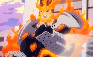 Boku No Hero Academia 4 Episodio 24