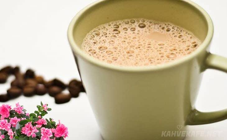 sütlü kahve tarifleri, sütlü kahvenin yapımı, sütlü türk kahvesi orta şekerli - www.kahvekafe.net