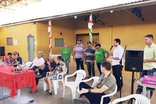 Prefeitura de Nova Palmeira realiza Audiência Pública para elaboração do PMGIRS