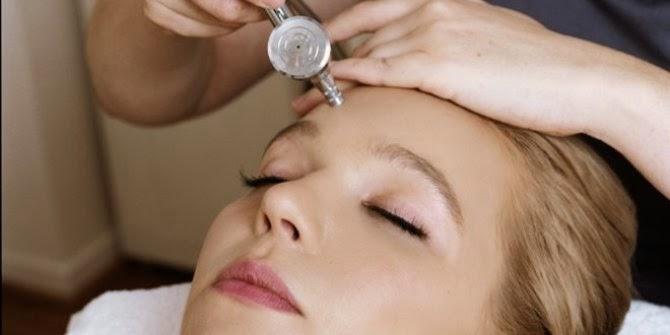 Facial Oksigen Ampuh Cerahkan Kulit