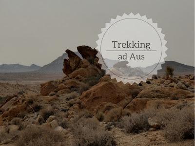 cosa fare ad Aus in Namibia: trekking nel deserto roccioso