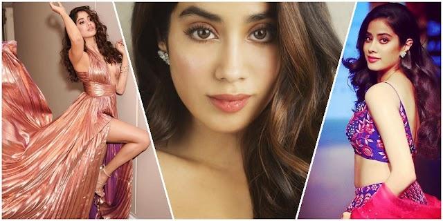 Best 30 Jhanvi Kapoor Images : Bollywood Actress Hot Jhanvi Kapoor Hot Photos Gallery Download