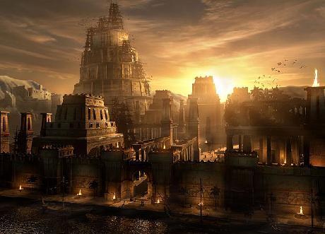 Xã hội dâm loạn và sự diệt vong của 3 nền văn minh cổ đại