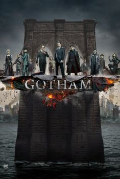 Gotham 5ª Temporada Torrent – WEB-DL 720p/1080p Dual Áudio<