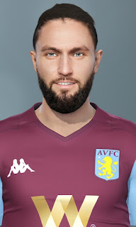 PES 2019 Faces Henri Lansbury by Champions1989