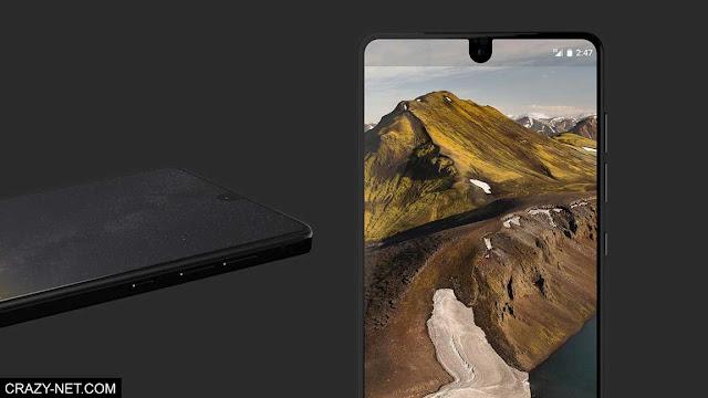 مبتكر نظام الاندرويد يطلق هاتفه الخاص Essential Phone عرض مواصفاته