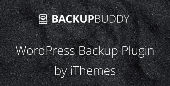iThemes BackupBuddy v8.6.2.0 – Backup Plugin [Latest Version]