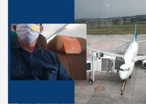 Cerita Saat Bepergian dan Naik Pesawat Terbang Pada Masa Pandemi Covid-19