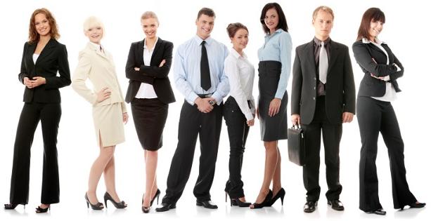 Job Interview People Wearing Dresses