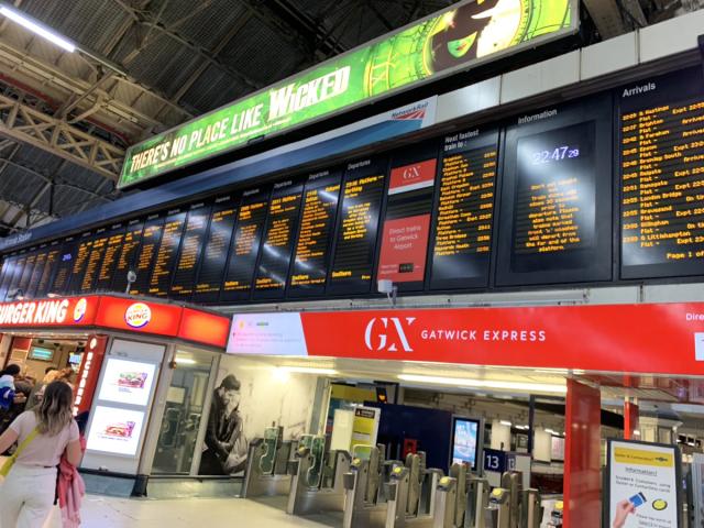 Kondisi Kereta Cepat di London lebih Buruk Dari Kereta Cepat di Tokyo?