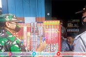 Jelang Ramadhan, Polres Lombok Utara bersama TNI Razia Petasan dan Kembang Api
