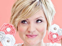 Images Of Short Hairstyles For Round Faces