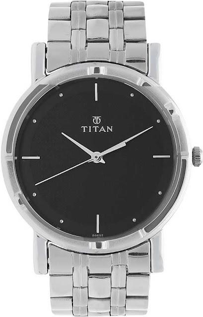 Titan NH1639SM02 Karishma Analog Watch