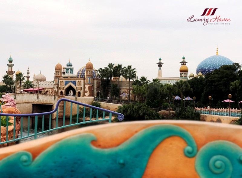disneysea arabian coast instagram spots