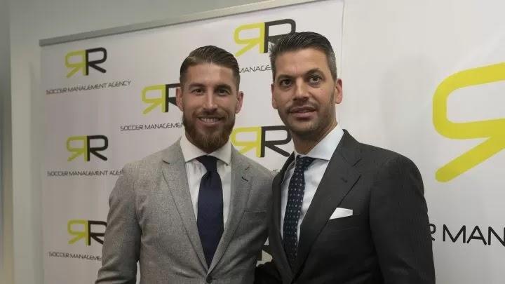 Sergio Ramos' brother arrives in Paris