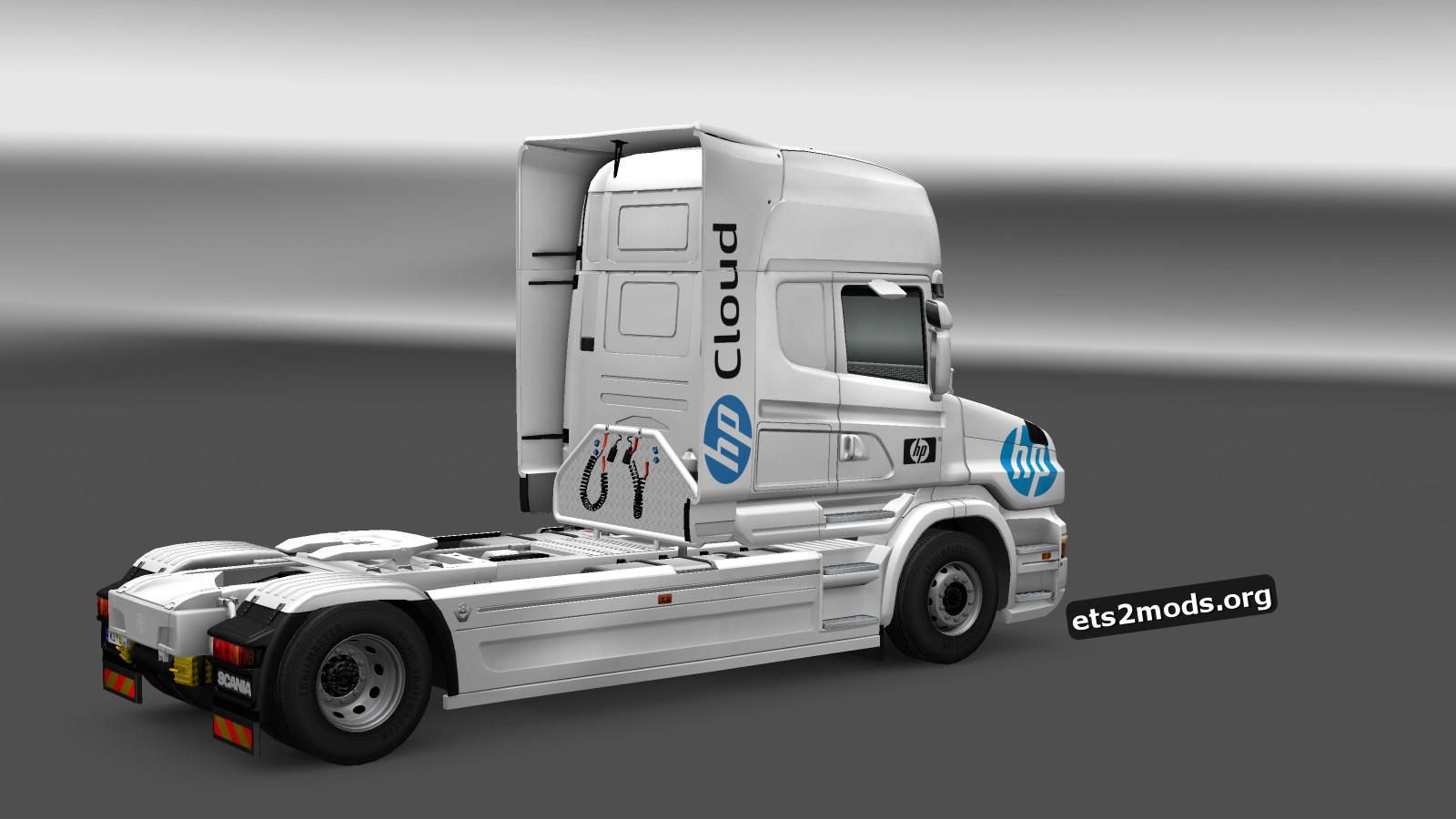HP Skin for Scania T