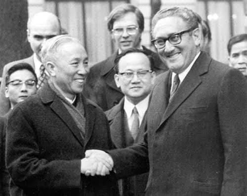Nobel Hòa bình 1973 và những điều chưa kể
