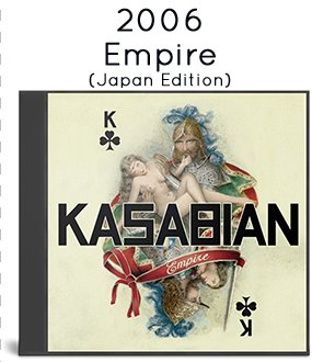 2006 - Empire (Japan Edition)