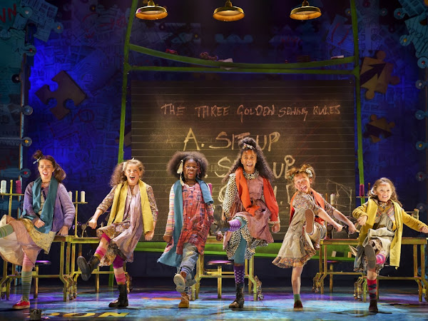 Annie (UK Tour), New Victoria Theatre | Review