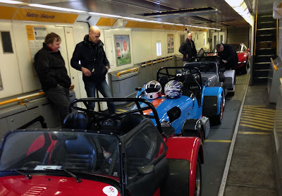 On the Eurotunnel