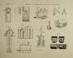 Fig.1 Elementos del Submarino Ictíneo II (Monturiol).