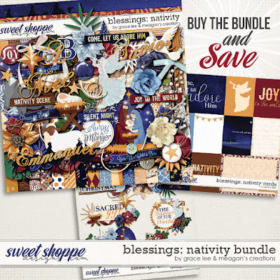 Blessings: Nativity Bundle