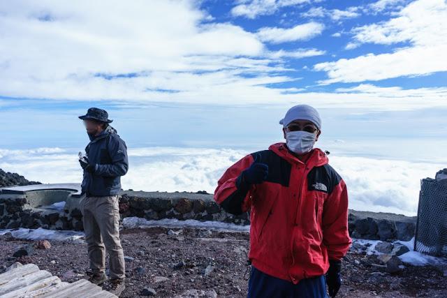 富士山の常連さん