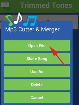 Menggabungkan Lagu MP3