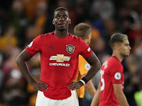 MU remained when Pogba entertained Liverpool at Old Trafford