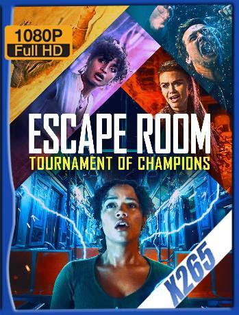 Escape Room 2: Reto Mortal (2021) WEB-DL 1080p x265 Latino [GoogleDrive] Ivan092