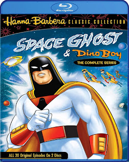 Space Ghost & Dino Boy – Miniserie [2xBD25] *Con Audio Latino, no subs