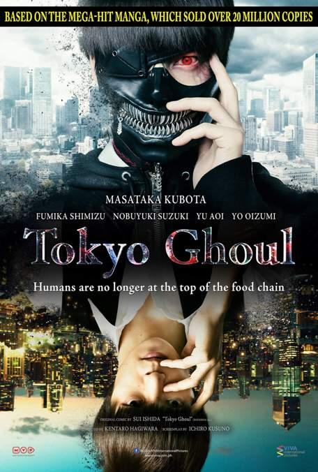 Sinopsis Tokyo Ghoul / 東京喰種 (2017) - Film Jepang