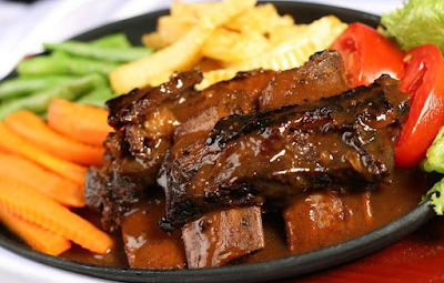 Resep Beef Steak Blackpepper