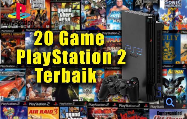 20 Game PlayStation 2 Terbaik