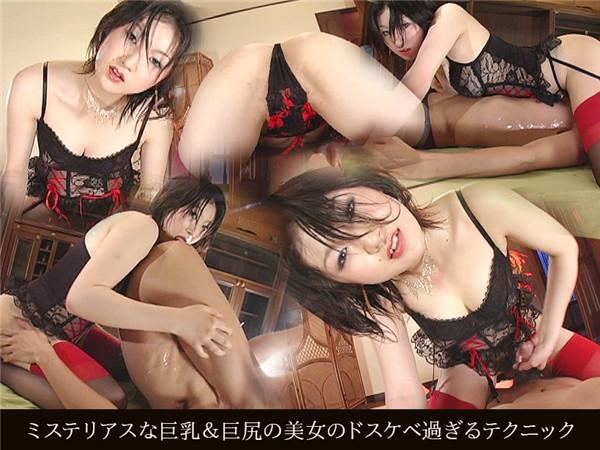 Jukujo-club 6301 熟女倶楽部 6301 ミステリアスな巨乳&巨尻の美女のドスケベ過ぎるテクニック 第三話