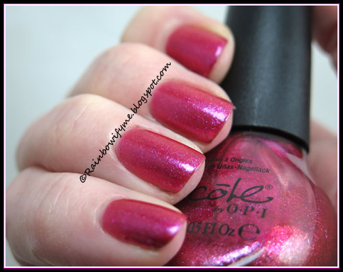 Nicole by OPI ~ Best Pink Ever