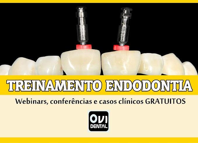TREINAMENTO ENDODONTIA: Mais de 25 vídeos que incluem webinars, conferências e casos clínicos GRATUITOS para compartilhar