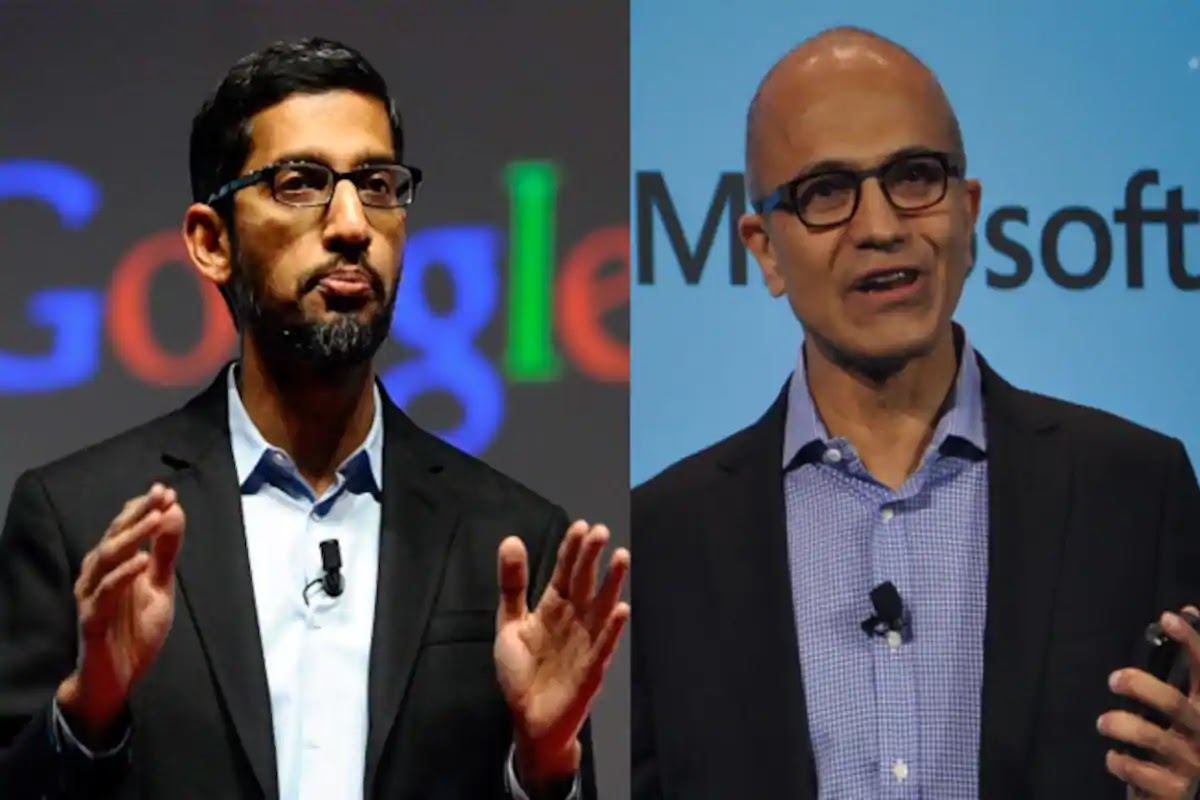 After the US government, Google and Microsoft have come to India to help, find out how they can help