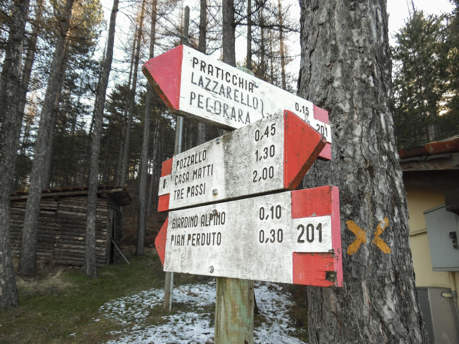Giardino Pietra Corva : Skeletors trekking: escursione cicogni monte pian perduto monte