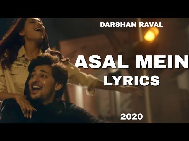 Asal Mein Lyrics