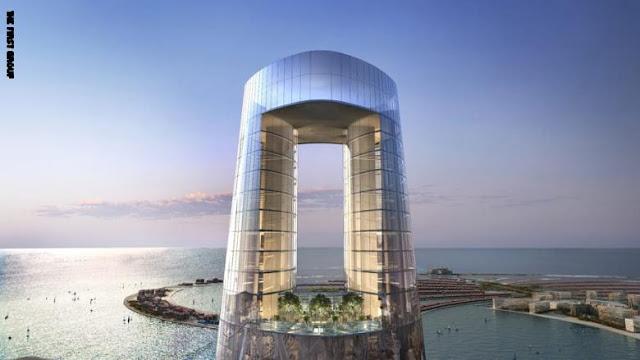 دبي تبني أطول فندق في العالم مجدداً