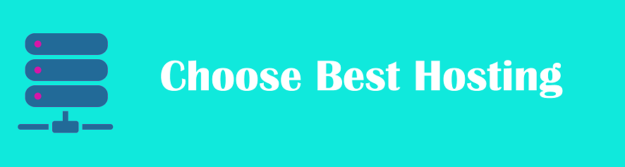 Choose best hosting