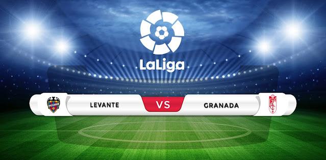 Levante vs Granada Prediction & Match Preview