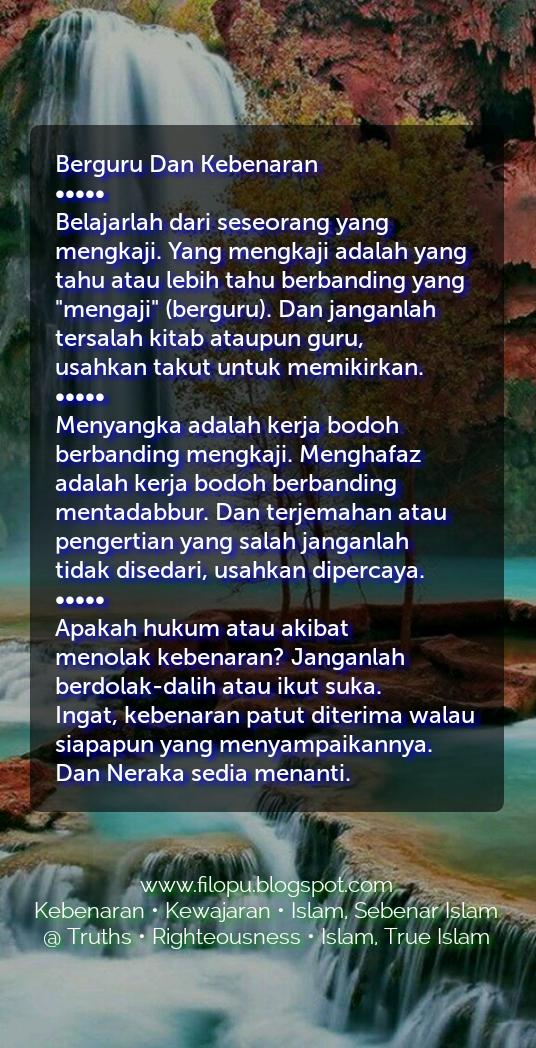 Munafik Adalah : munafik, adalah, Kebenaran, Kewajaran, Islam,, Sebenar, Islam, Truth, Righteousness, Munafiq, (Munafik), Guru,, Bohong