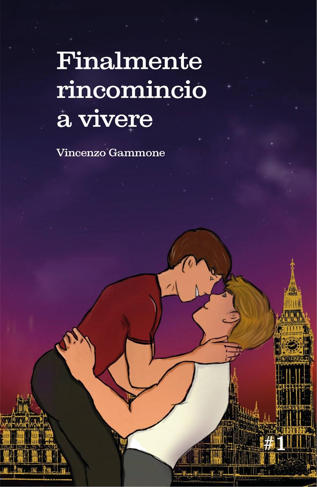 """Vincenzo Rinaldi Nova Milanese finalmente ricomincio a vivere"""", di vincenzo gammone"""